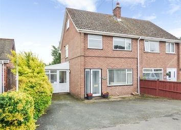 Thumbnail 4 bed semi-detached house for sale in School Road, Ruyton XI Towns, Shrewsbury, Shropshire