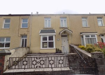 Thumbnail 3 bed terraced house for sale in Commercial Street, Abergwynfi, Port Talbot, Neath Port Talbot.