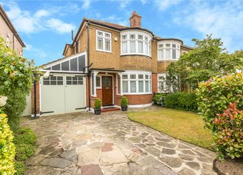 Thumbnail 3 bed semi-detached house to rent in Bramerton Road, Beckenham
