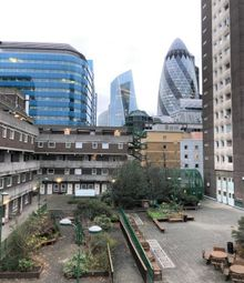 Thumbnail 4 bed maisonette to rent in Petticoat Square, City, London