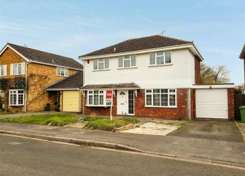 Thumbnail 4 bed detached house for sale in Walkers Road, Longwick, Princes Risborough