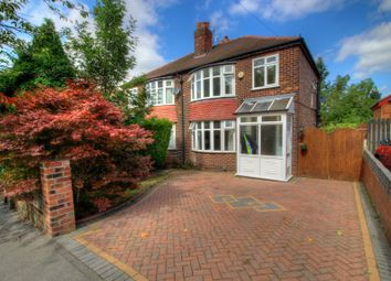 Thumbnail 3 bedroom semi-detached house for sale in Kingsleigh Road, Stockport