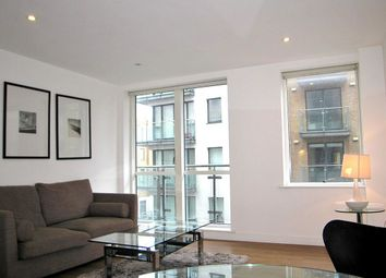 Thumbnail 1 bed flat to rent in Yeo Street, London