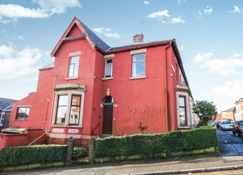 Thumbnail 4 bed terraced house for sale in Saunders Road, Blackburn
