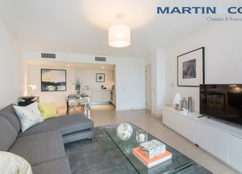 Thumbnail 1 bed flat for sale in Lombard Road, London