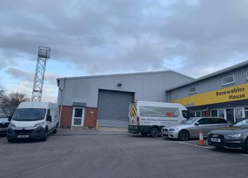 Thumbnail Warehouse to let in Unti 1 Moorside Business Park, Winchester