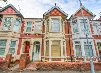 Thumbnail 3 bed terraced house for sale in Australia Road, Heath, Cardiff