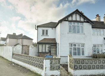 Thumbnail 3 bed semi-detached house for sale in Marden Crescent, Croydon