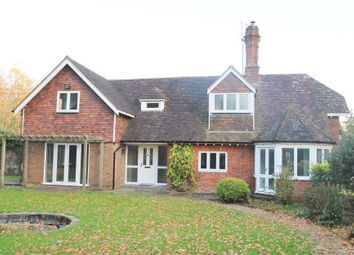 Thumbnail 4 bed detached house to rent in North Road, Goudhurst, Kent