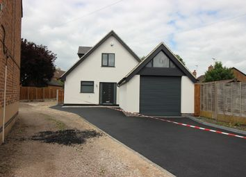 Thumbnail 4 bed detached house for sale in Castle Way, Willington, Derby