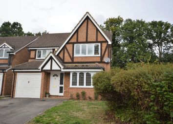 Thumbnail 4 bed detached house for sale in Groves Lea, Mortimer, Reading