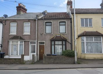 Thumbnail 2 bedroom terraced house for sale in Boundary Road, Ramsgate