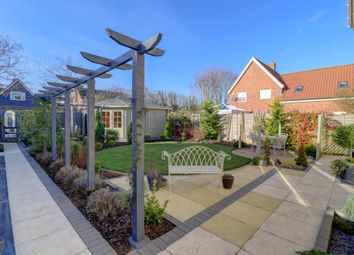 Thumbnail 4 bed detached house for sale in Lingwood Close, Barningham, Bury St. Edmunds