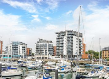 Thumbnail 3 bedroom flat for sale in Channel Way, Ocean Village, Southampton
