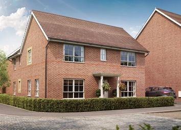"Thumbnail 4 bed detached house for sale in ""Willoughby"" at Somerset Avenue, Leicester"