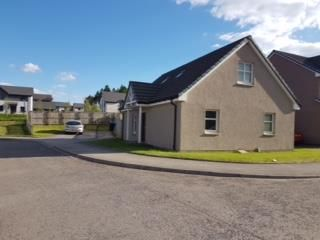 Thumbnail 4 bedroom detached house to rent in Pine Tree Way, Banchory
