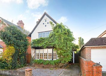 Thumbnail 3 bed detached house to rent in Barton Road, Bramley, Guildford