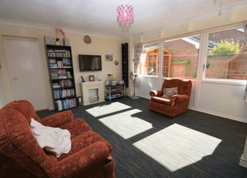 Thumbnail 3 bed semi-detached bungalow for sale in Kipling Close, Kessingland, Lowestoft