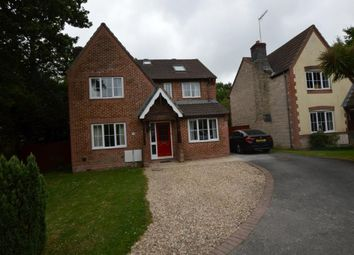 Thumbnail 4 bed detached house for sale in Berkeley Way, Ivybridge, Devon