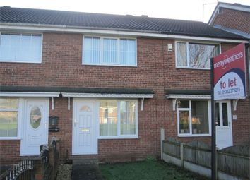 Thumbnail 2 bed terraced house to rent in Staunton Road, Cantley, Doncaster, South Yorkshire