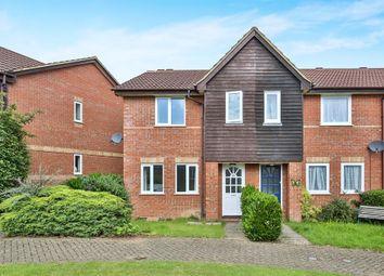 Thumbnail 3 bedroom end terrace house for sale in Stockholm Way, Toftwood, Dereham