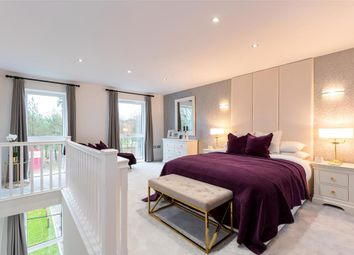 "Thumbnail 3 bed semi-detached house for sale in ""The Longmoor - Plot 202"" at Off Budds Lane, Bordon, Whitehill & Bordon"