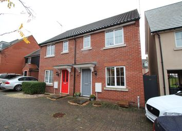 2 bed semi-detached house for sale in Quantrill Terrace, Kesgrave, Ipswich IP5