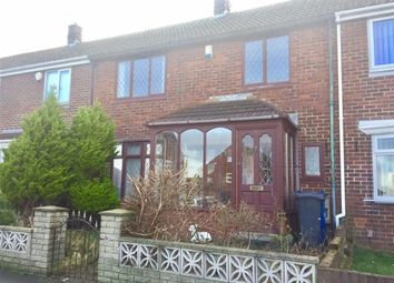 Thumbnail 2 bed terraced house for sale in Grotto Gardens, South Shields