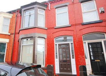 Thumbnail 3 bed terraced house for sale in Beckenham Avenue, Mossley Hill, Liverpool