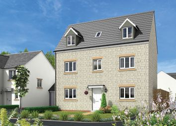 Thumbnail 4 bed detached house for sale in Charter Way, Liskeard