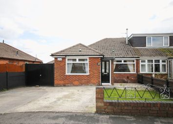 Thumbnail 3 bed semi-detached bungalow to rent in Ashbourne Avenue, Whelley, Wigan