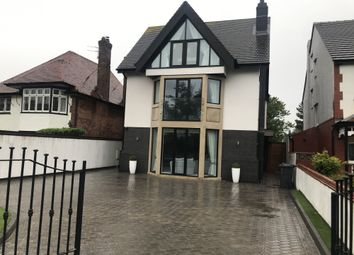 Thumbnail 3 bed detached house to rent in Scarisbrick New Road, Southport, Merseyside