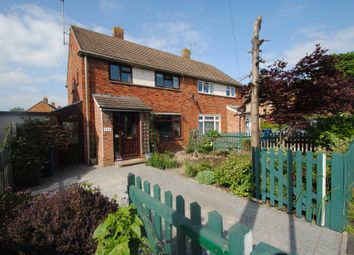 Thumbnail 3 bed semi-detached house for sale in Tobyfield Road, Bishops Cleeve, Cheltenham