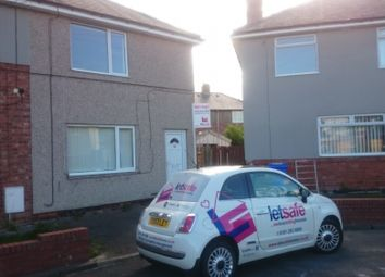 Thumbnail 2 bed semi-detached house to rent in St. Bedes Place, Blyth