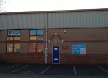 Thumbnail Light industrial to let in Unit D33, Ashmount Enterprise Park, Flint, Flintshire