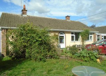 Thumbnail 3 bed bungalow for sale in Milford Road, Baschurch, Shrewsbury