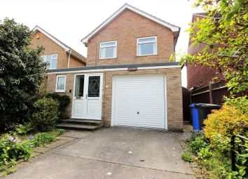 Thumbnail 3 bed detached house for sale in Irex Road, Lowestoft