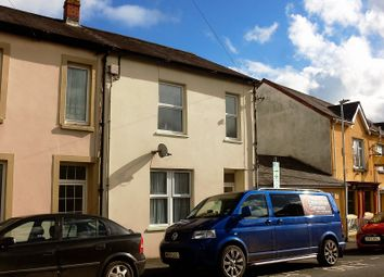 Thumbnail 2 bed end terrace house for sale in Parcmaen Street, Carmarthen, Carmarthenshire.