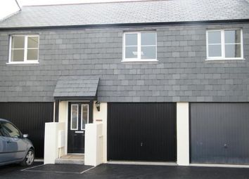 Thumbnail 2 bed flat to rent in Gwithian Road, St. Austell