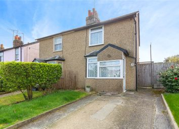 2 bed semi-detached house for sale in Ongar Road, Writtle, Chelmsford, Essex CM1