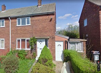 Thumbnail 2 bed semi-detached house to rent in Whinside Crescent, Thurnscoe