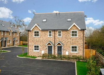 Thumbnail 3 bed semi-detached house for sale in 10 Barn Field, Bishops Stortford