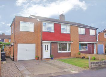 Thumbnail 4 bed semi-detached house for sale in Helmsley Way, Romanby, Northallerton