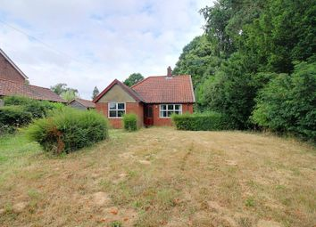 Thumbnail 2 bed detached bungalow for sale in The Firs, The Street, Mileham, Norfolk