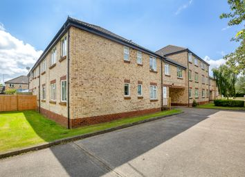 Thumbnail 1 bed flat for sale in The Brambles, Limes Park Road, St. Ives, Huntingdon