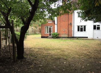 Thumbnail 4 bed detached house to rent in Allington Road, London
