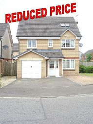 Thumbnail 4 bed detached house for sale in 14 Mains Drive, Lockerbie