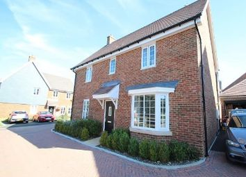 Thumbnail 4 bed detached house to rent in Picket Road, Picket Piece, Andover