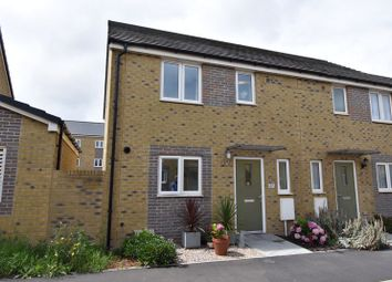 Goosefoot Road, Emersons Green, Bristol BS16. 3 bed semi-detached house