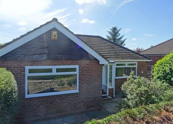 Thumbnail 3 bed detached bungalow for sale in Meadway, High Lane, Stockport, Cheshire